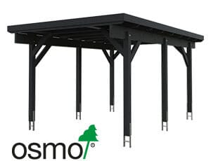 Carport KH300 anthracite Osmo